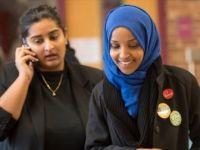 ABD'li Müslüman Siyasetçi Omar'dan Anlamlı Paylaşım