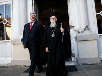 Ukrayna Ortodoks Kilisesi 'Otosefal' Statü Kazandı