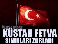 Skandal fetva: 'Türk bayrağı caiz değildir'