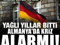 Almanya'da kriz alarmı! Bakan açıkladı