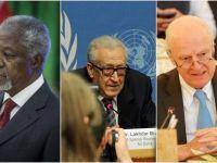 Suriye Krizi Üç Bm Temsilcisi Eskitti