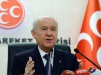 MHP Genel Başkanı Bahçeli'den MYK'de 'Milli Beka' Vurgusu