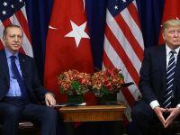Erdoğan İle Trump Görüştü