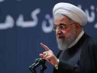 İran'dan Abd'ye 'Müzakere İstiyorsanız Yaptırımları Kaldırın' Mesajı