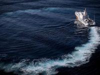 Botları Su Alan 40 Düzensiz Göçmen Kurtarıldı