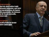 Cumhurbaşkanı Erdoğan: 'Kürt Kardeşlerime Sesleniyorum; Oyuna Gelmeyin'