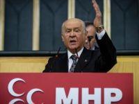 MHP Genel Başkanı Bahçeli: 'CHP Seçime Katılmasın'