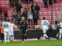 Akhisarspor Ziraat Türkiye Kupasın'da Avantajı Yakaladı