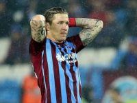 Trabzonspor, Slovak Futbolcu Juraj Kucka'yı KAP'a Bildirdi
