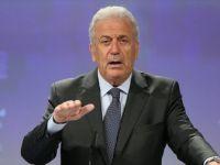 Dimitris Avramopoulos: 'Avrupa'da Artık Göçmen Krizi Yok'