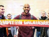 Galatasarayı'ın Yeni Transferi Marcao Sağlık Kontrolünden Geçirildi