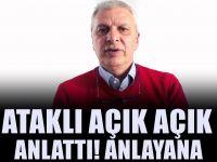 'AKP iktidarı, bir kere daha mağduru oynama şansı yakaladı'