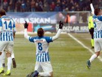 BB Erzurumspor İkinci Yarıdan Umutlu