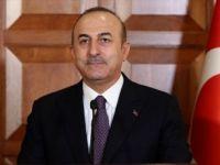 Bakan Çavuşoğlu: 'İstikrar, Suriyelilerin Dönmesi, Terörle Mücadelede Önemli'