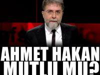 Ahmet Hakan'ı köşeye sıkıştırdı