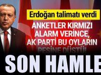 AKP şimdi de o oyların peşinde! Son hamle