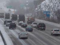 ABD'de Kar Fırtınası Hayatı Olumsuz Etkiledi