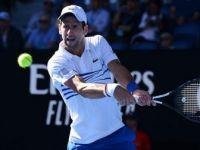 Sırp Tenisçi Djokovic Çeyrek Finalde