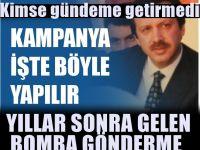 'Erdoğan'ın ziyaret ettiği genelev'