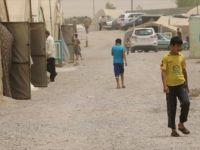Irak'ta İç Göçmenlerin 5 Yıldır Bitmeyen Çilesi