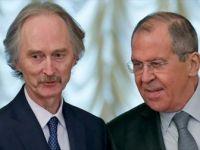 Lavrov: 'Suriyeli Mültecilerin Dönüşü İçin Daha Fazla Çabaya İhtiyaç Duyuluyor'