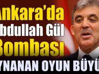 Abdullah Gül'ü yazdı: Oynanan oyun budur