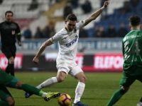 Süper Lig'de Kasımpaşa Evinde Mağlup