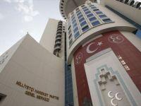 MHP: 'Beka İçin Milli Karar, Cumhur İçin İstikrar'