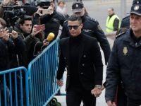 Cristiano Ronaldo'ya 23 Ay Hapis ve 18,7 Milyon Avro Para Cezası