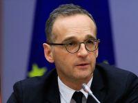 Almanya Dışişleri Bakanı Maas: Halk Meclisi'nin Yanındayız