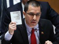 Venezuela'dan Ab'nin Seçim Çağrısına Yanıt