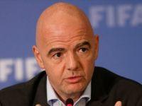 Infantino'dan 2022 Fıfa Dünya Kupası Açıklaması