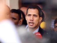 Guaido'ya Karşı İhtiyati Tedbirler Onaylandı