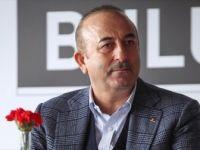 Bakan Çavuşoğlu: 'Irak'ın İnşası İçin 5 Milyar Dolar Kredi Vereceğiz'