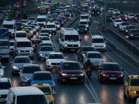 Türkiye Otomotiv Pazarı Ocakta Yüzde 59 Daraldı