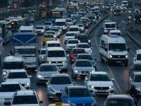Trafiğe Kayıtlı Araç Sayısı 22,9 Milyon