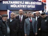 İstanbul Sultanbeyli'de 'Mülkiyet Ofisi' Açıldı
