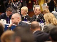 Bakan Çavuşoğlu: 'DEAŞ'ın Temizlenmesi ve ABD'nin Çekilmesi Koordineli Olmalı'