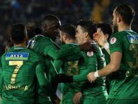 Akhisarspor Kupada Kazandı, Akhisarspor 3-1 Kasımpaşa