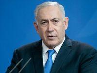 Netanyahu'dan Suriye İtirafı