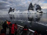 Antarktika Türk Bilim İnsanlarına 'Laboratuvar' Oldu