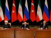 'Suriye Krizine Çözüm Umutları Daha Önce Hiç Bu Kadar Filizlenmemişti'