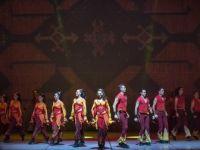 Anadolu Ateşi Dans Topluluğu 22 İlde Sahne Alacak