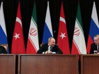 'Suriye'de Çözüm Soçi ve Astana'dan Geçecek'