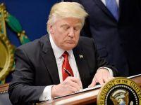 Trump Abd'de 'Ulusal Acil Durum' İlan Etti