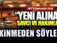 AKP'li Başkandan itiraf