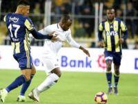 Fenerbahçe Atiker Konyaspor maç sonucu * özet