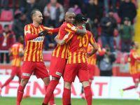 Kayserispor Göztepe maç özeti