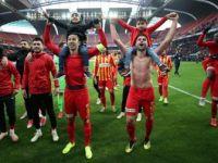 Kayserispor'un Süper Ligde Bileği Bükülmüyor