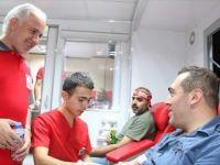 Türk Kızılayı Genel Başkanı Kerem Kınık: 'Kan Sıkıntımız Yok'